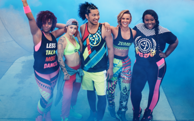 S1P Teams Up With Zumba to Expand Instructor Benefits